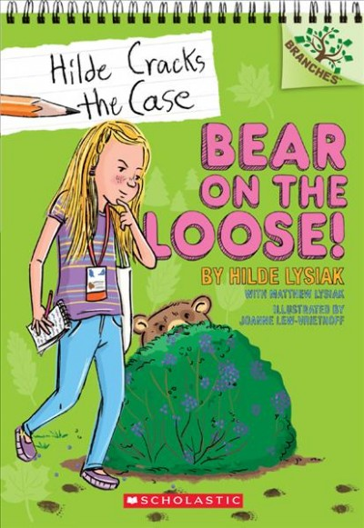 Bear on the Loose! | Biblioteksentralen