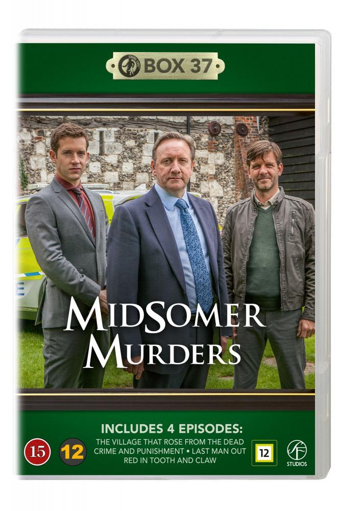 Mord og mysterier (Box 37)