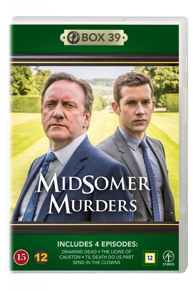 Mord og mysterier (Box 39)
