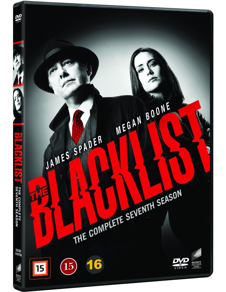 The blacklist – season 7
