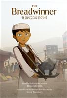 The breadwinner : a graphic novel