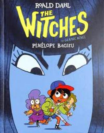 The witches : the graphic novel