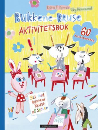Bukkene Bruse : aktivitetsbok