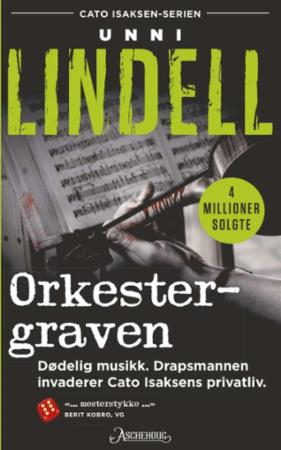 Orkestergraven : kriminalroman