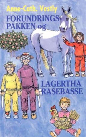 Forundringspakken og Lagertha rasebasse