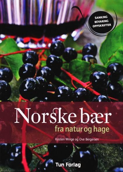 Norske bær fra natur og hage