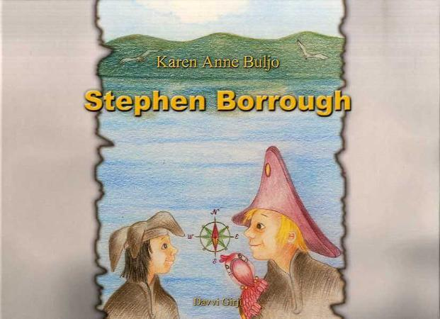 Stephen Borrough