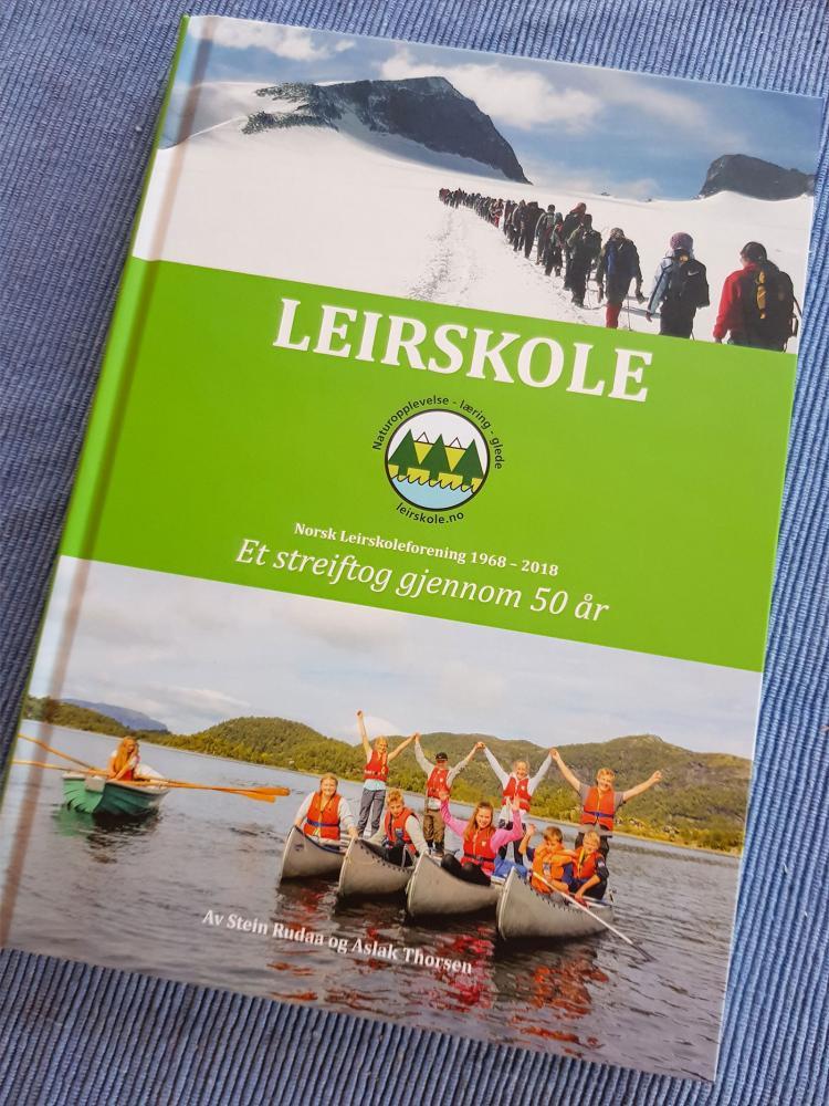 Leirskole : Norsk leirskoleforening 1968 - 2018 : et streiftog gjennom 50 år