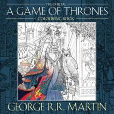 The offficial A game of thrones colouring book