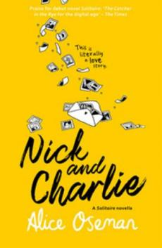 Nick and Charlie : a solitaire novella
