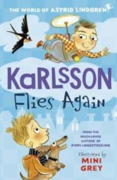 Karlsson flies again