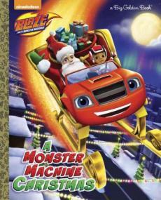 A Monster Machine Christmas