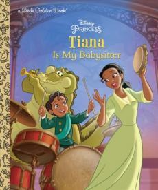 Tiana Is My Babysitter