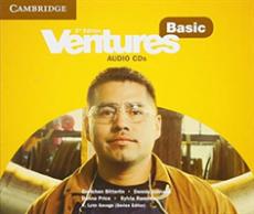 Ventures basic class audio cds
