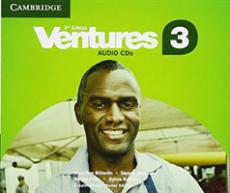 Ventures level 3 class audio cds