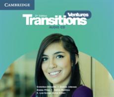 Ventures level 5 transitions class audio cds