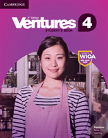 Ventures level 4 student's book