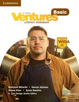 Ventures basic literacy workbook