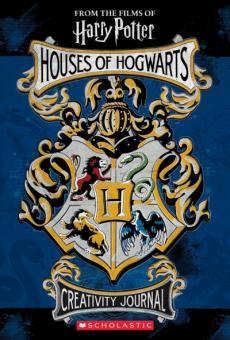 Houses of Hogwarts Creativity Journal