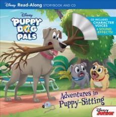 Adventures in Puppy-sitting