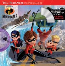 Incredibles 2 Read-Along