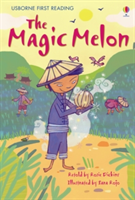 The magic melon : a Chinese fairytale