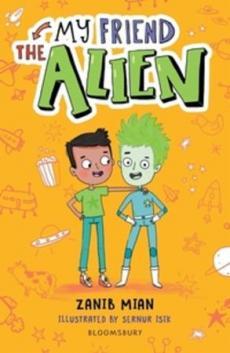My friend the alien