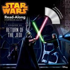 Star Wars - Read-along Storybook and Cd 6