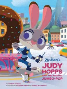 Judy Hopps and the Missing Jumbo-Pop
