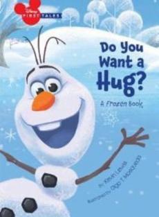 Do you want a hug? : a frozen book