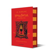 Harry Potter and the goblet of fire - gryffindor edition (Hogwarts house edition)