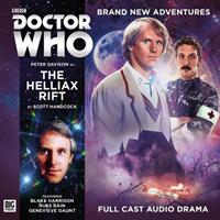 Doctor who main range #237 - the helliax rift