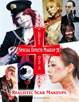 A Complete guide to special effects makeup (3) : Realistic scar makeups