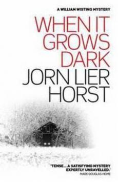 When it grows dark
