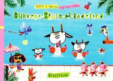 Bukkene Bruse på badeland : klaffebok