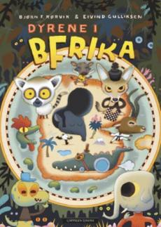 Dyrene i Bfrika : 29 dyriske gåter
