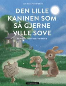 Den lille kaninen som så gjerne ville sove : en annerledes godnatthistorie