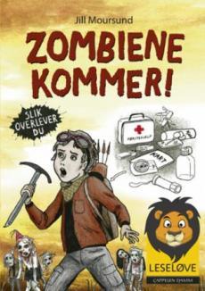Zombiene kommer! : slik overlever du