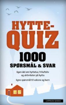 Hyttequiz : 1000 spørsmål & svar ([2])