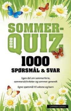 Sommerquiz 2020 : 1000 spørsmål & svar