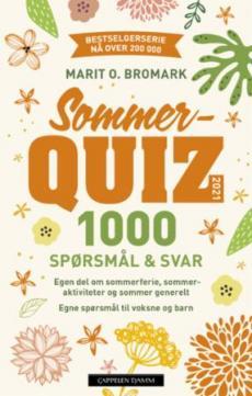 Sommerquiz 2021 : 1000 spørsmål & svar