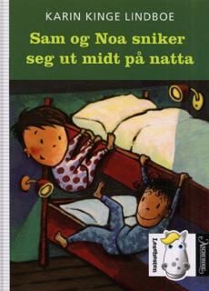 Sam og Noa sniker seg ut midt på natta