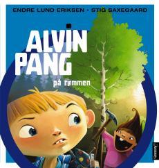 Alvin Pang på rømmen