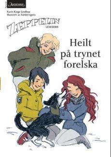 Heilt på trynet forelska : norsk for barnetrinnet