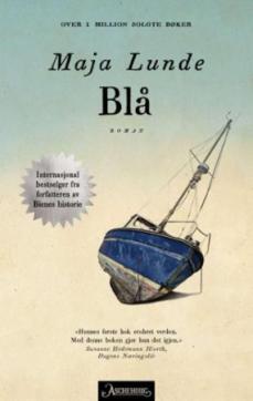 Blå : roman
