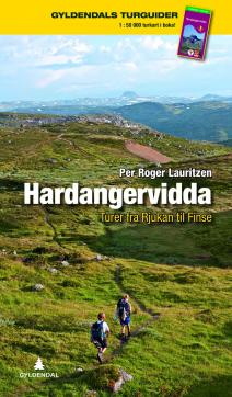 Hardangervidda : de beste turene