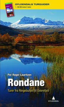 Rondane : turer fra Ringebufjell til Dovrefjell