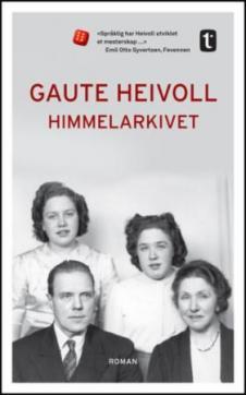 Himmelarkivet : roman
