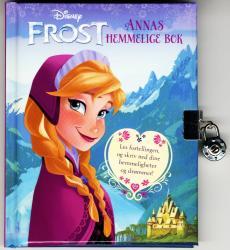 Annas hemmelige bok