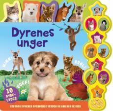 Dyrenes unger : med 10 lydknapper